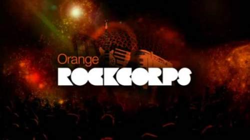 Социальная реклама Orange RockCorps