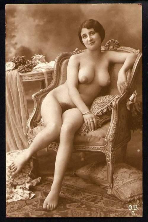 Старинные порнографические открытки