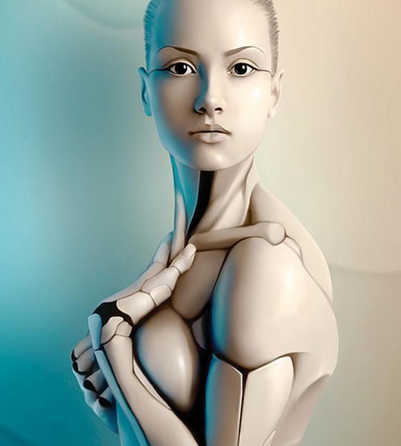 человекоподобный робот для секса-шя3